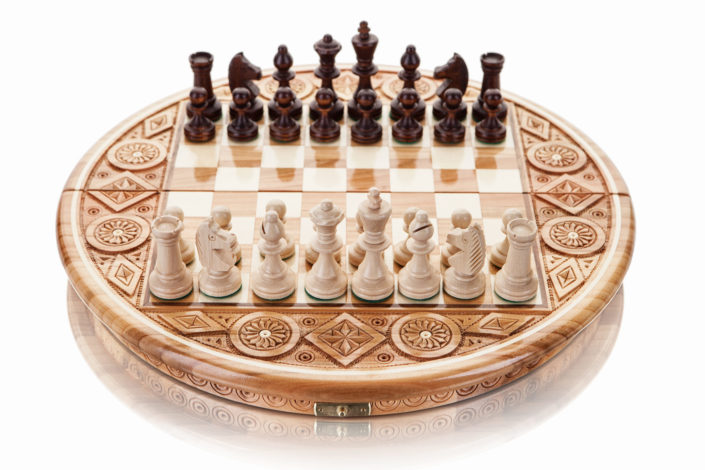 fotografia produktowa studyjna szachów